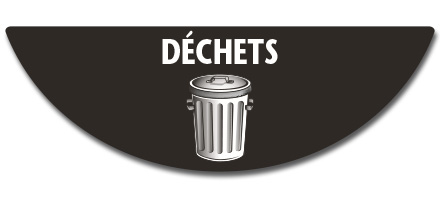 Déchets label (french only)